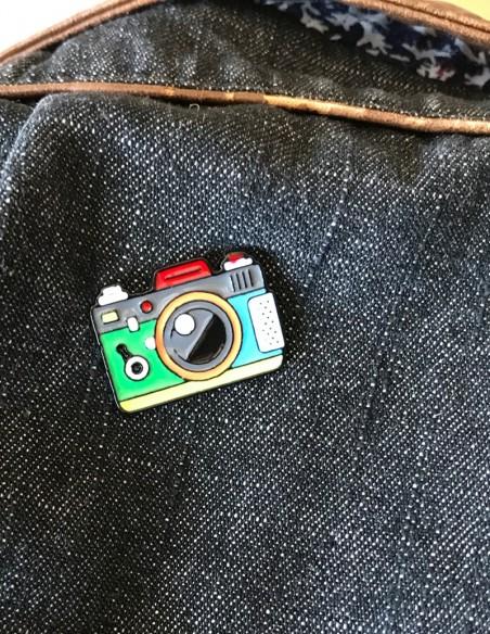 Pin cámara analógica