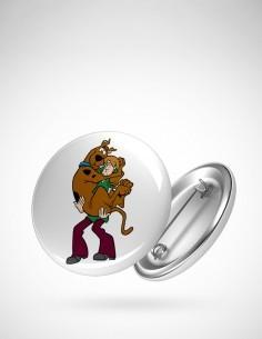 Chapa Scooby Doo.