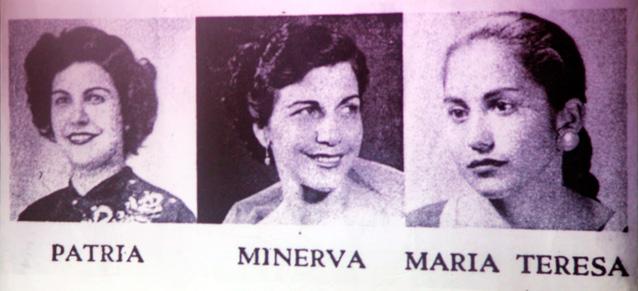 25 noviembre hermanas Mirabal