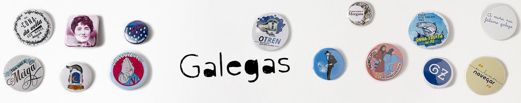 chapas en galego